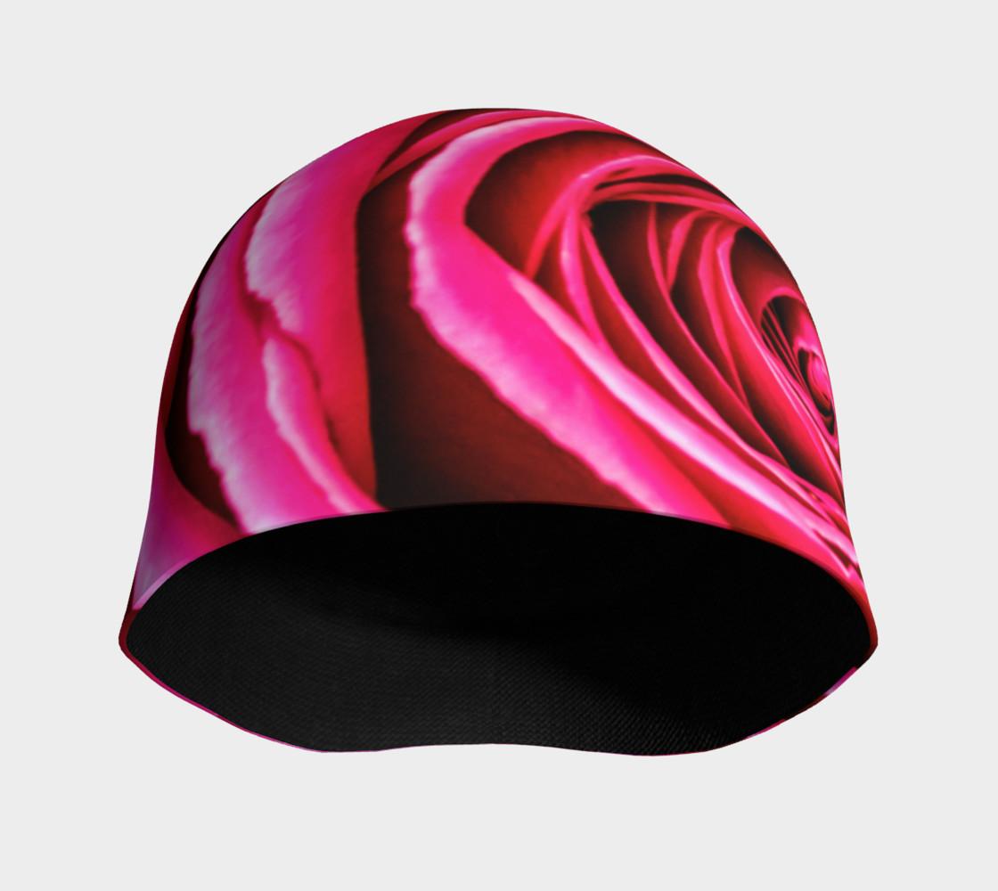 Aperçu de Hot Pink Rose Closeup #3