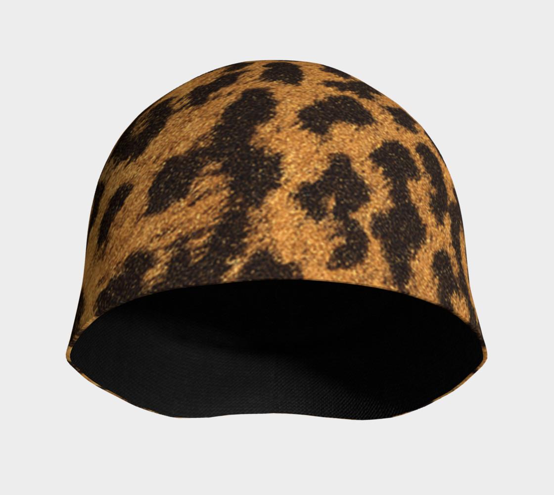 Leopard Love Beanie preview #3