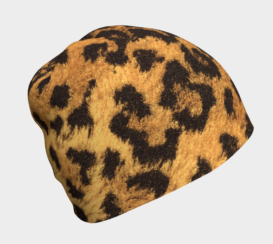 Leopard Love Beanie preview #1