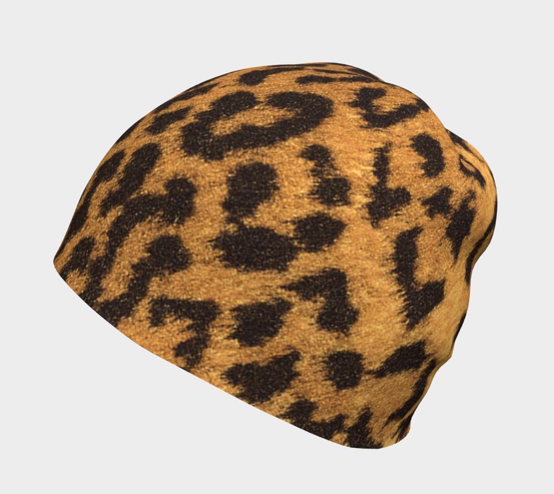 Leopard Love Beanie preview #2