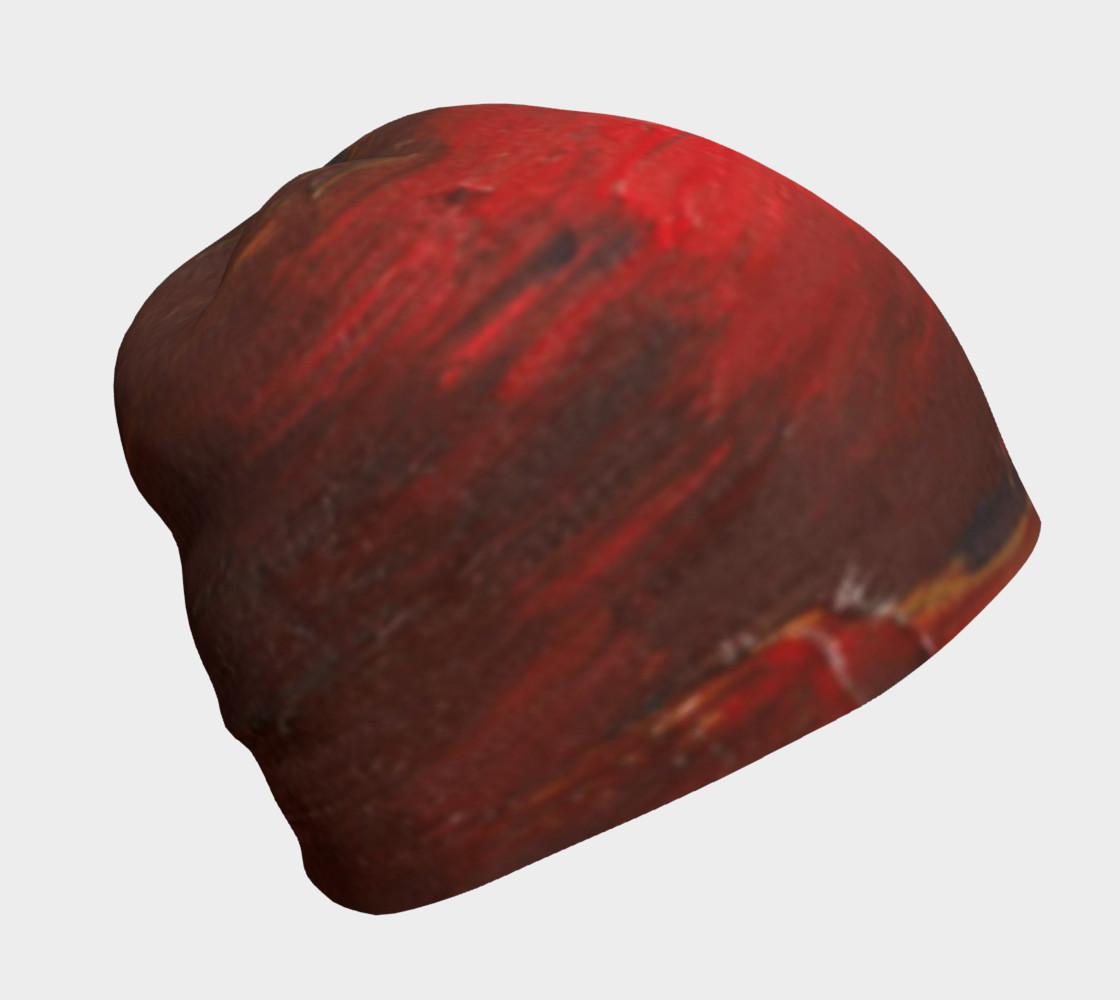 Crimson Ocean Beanie preview #1