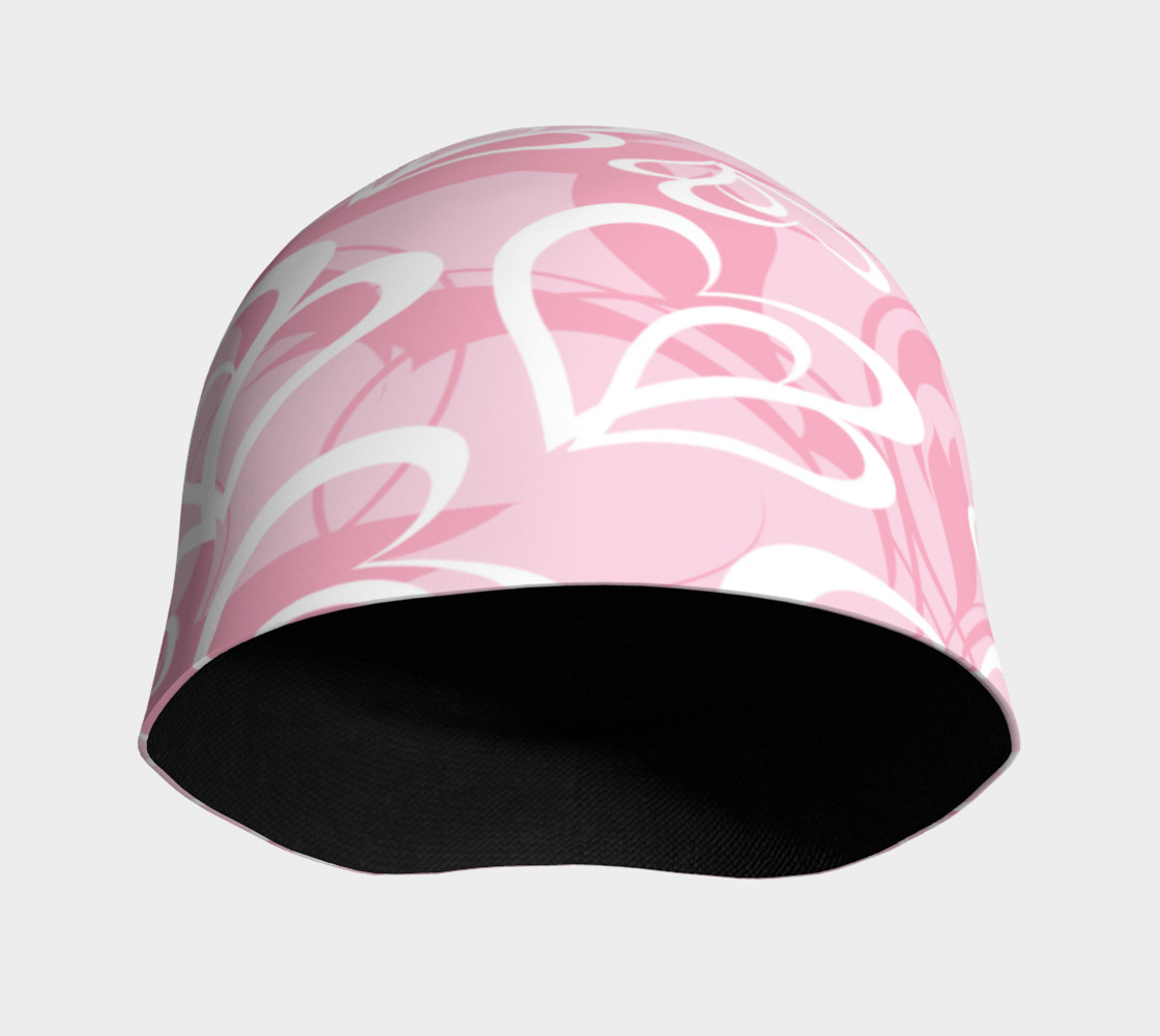 Pink Romance Beanie preview #3