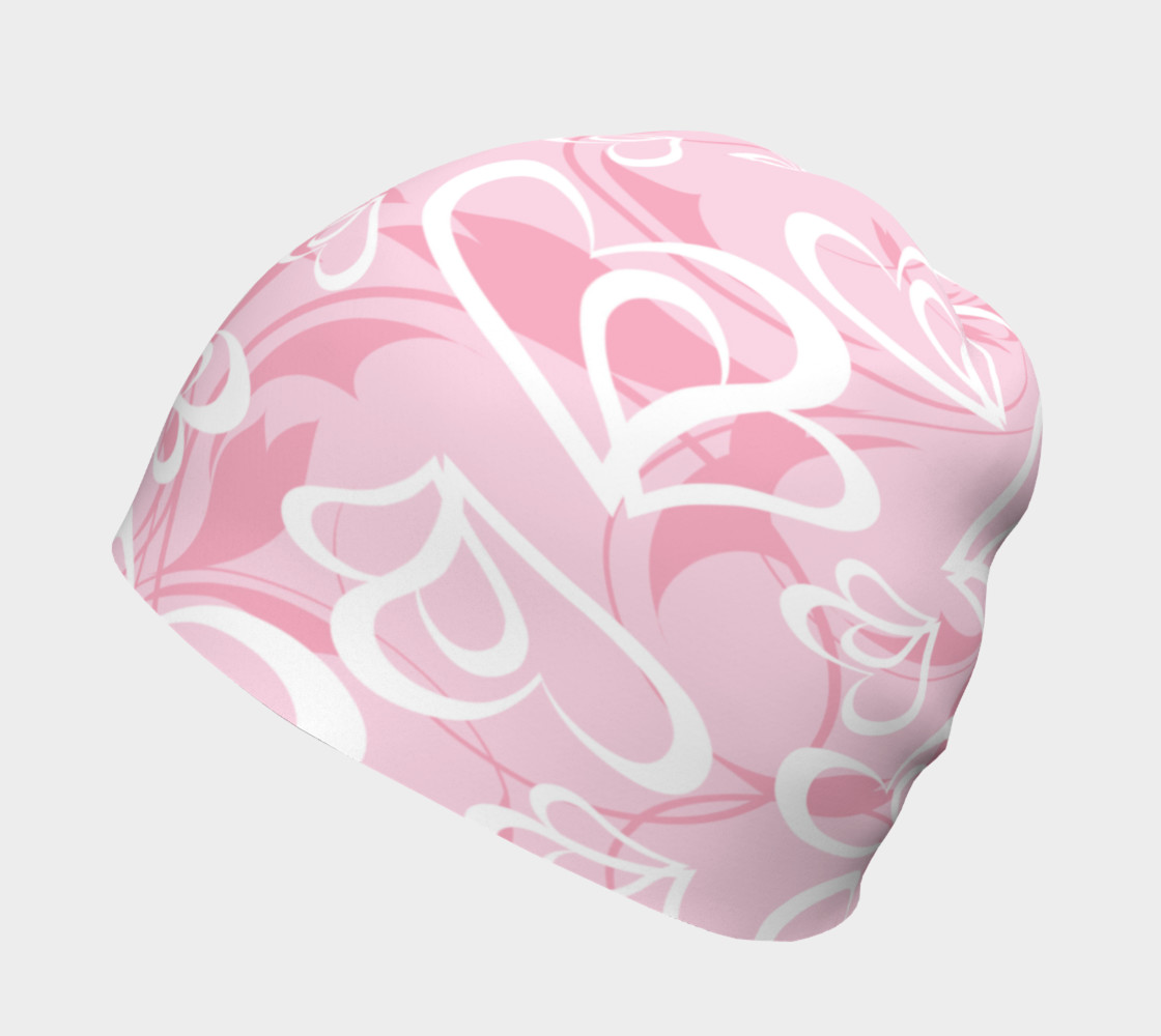 Pink Romance Beanie preview #2