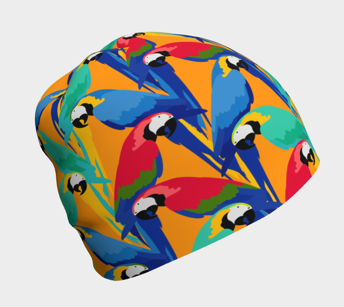 For The Birds Beanie preview #1