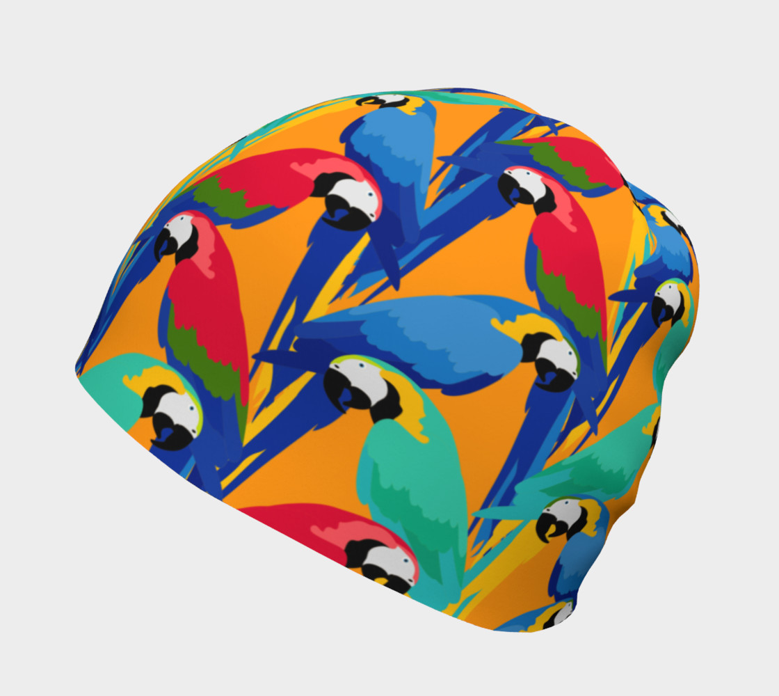 For The Birds Beanie preview #2