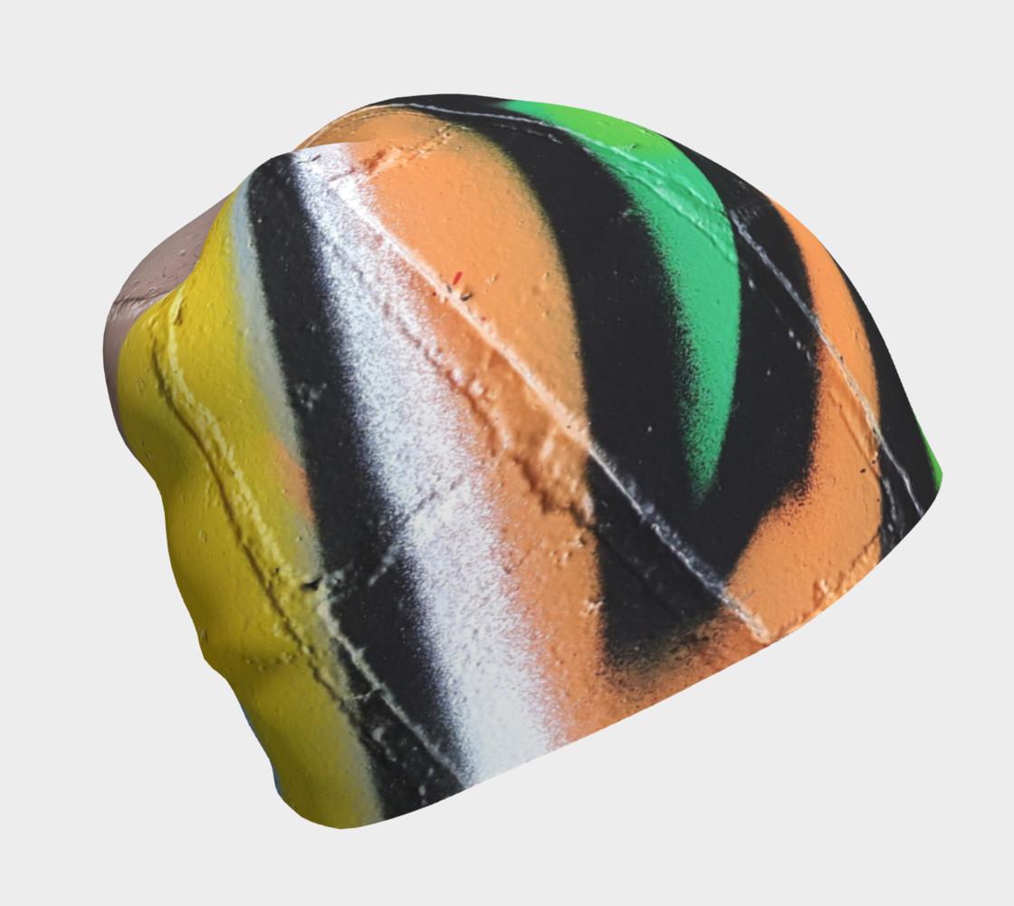 Citrus Graffiti Beanie preview #1