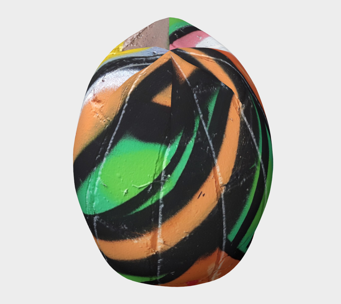 Citrus Graffiti Beanie preview #5