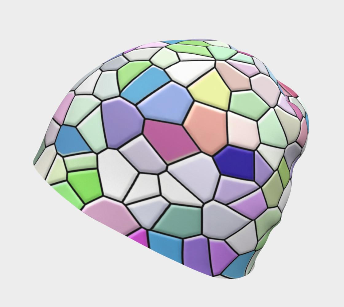 Mosaic Beanie preview #2