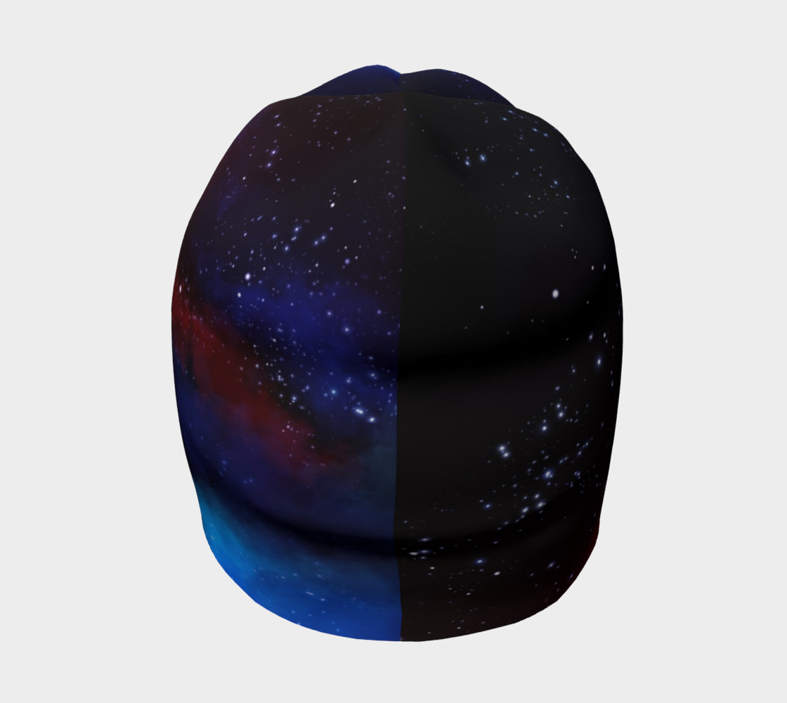 Aperçu de Deep Space Nebula Beanie by GearX #4