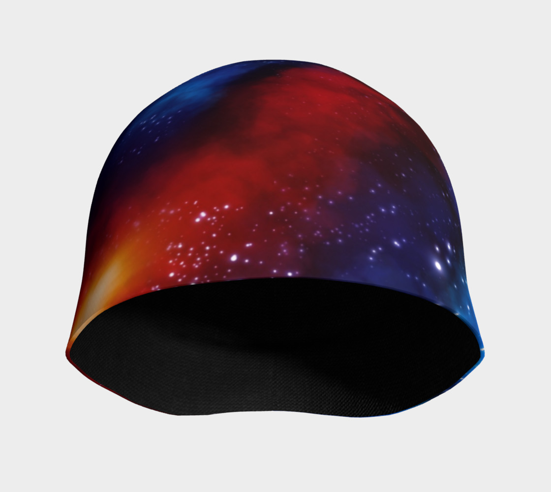 Deep Space Nebula Beanie by GearX preview #3
