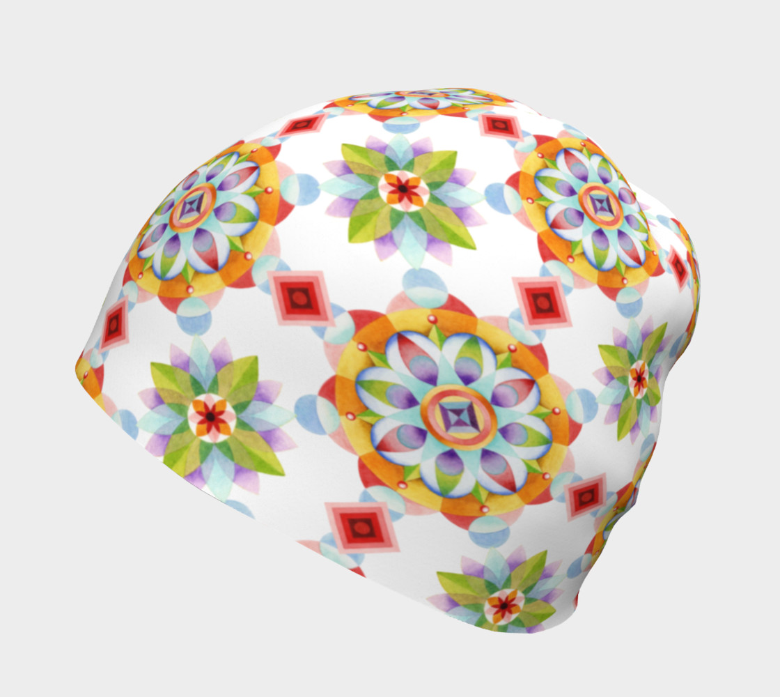 Aperçu de Flower Garden Mandala #2
