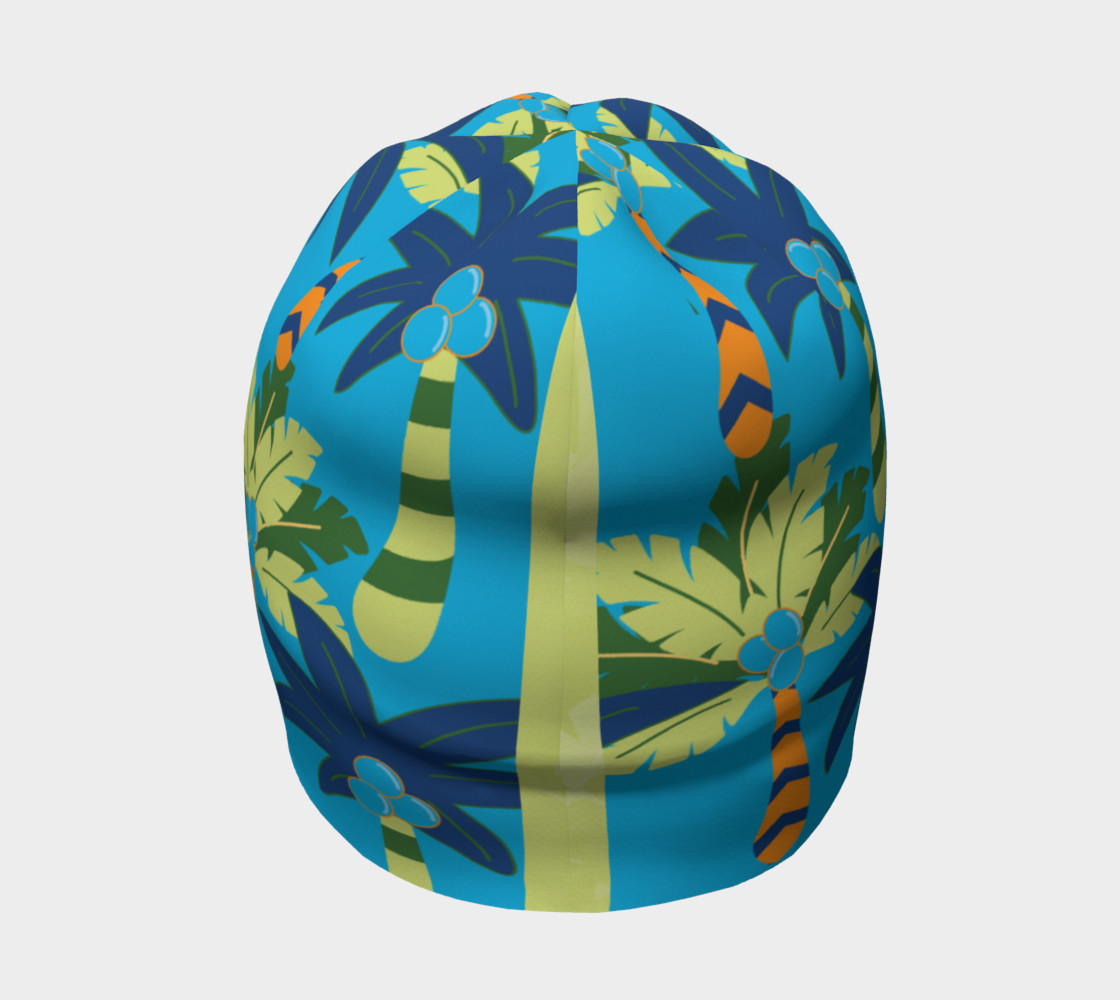 Jungle Visions Beanie preview #4