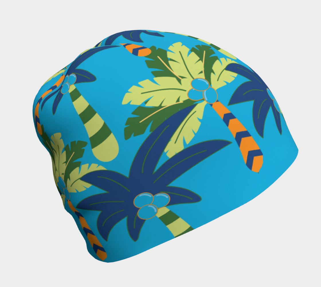 Jungle Visions Beanie preview #1