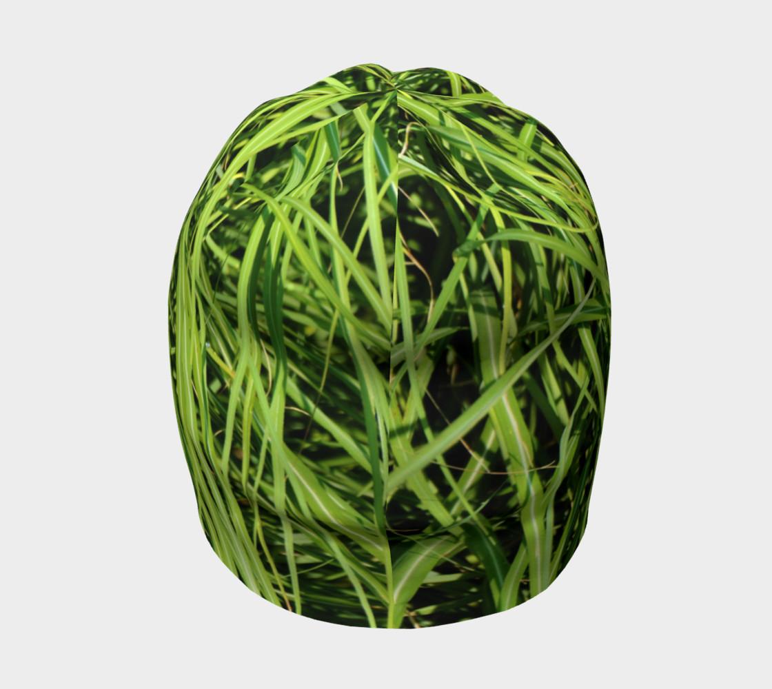 Grass camo beanie preview #4