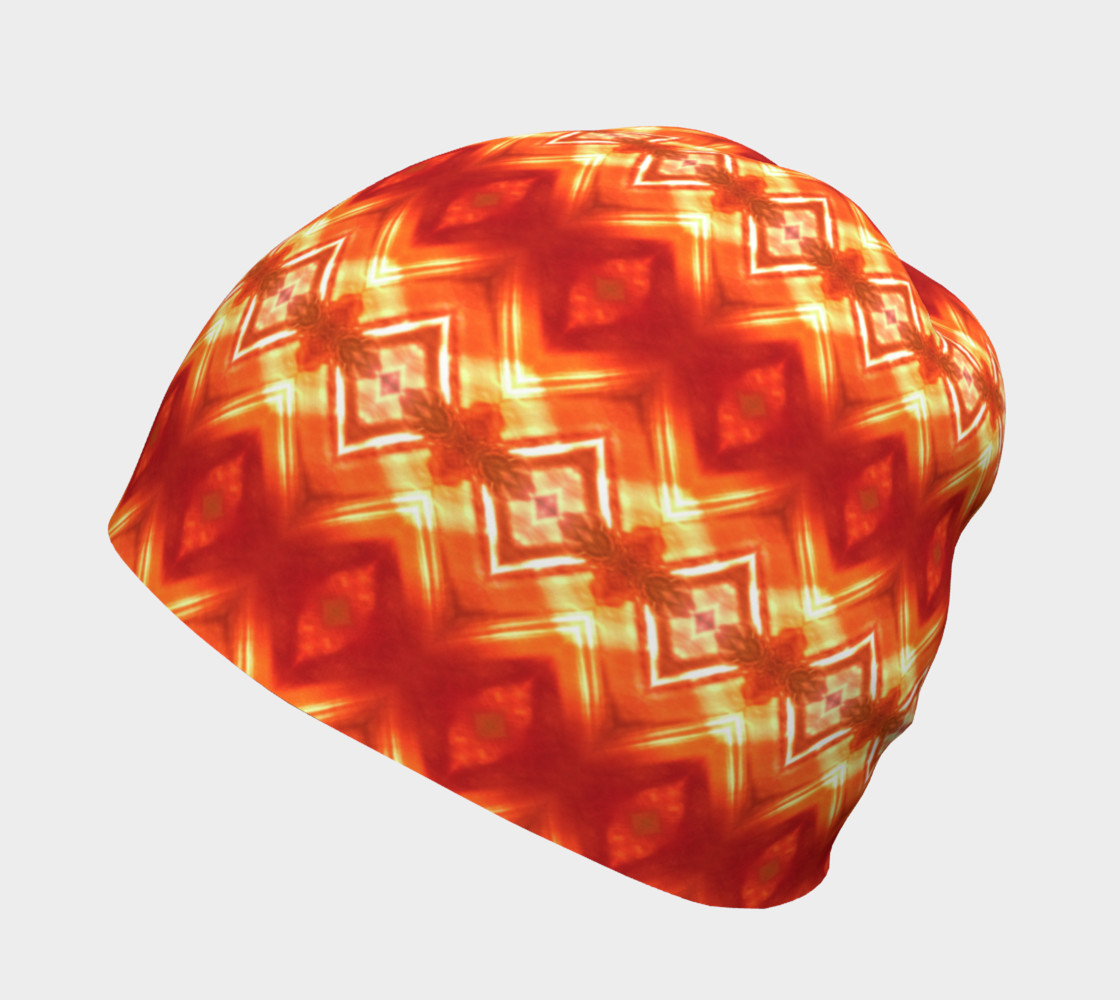 Orange Flower Diamond preview #2