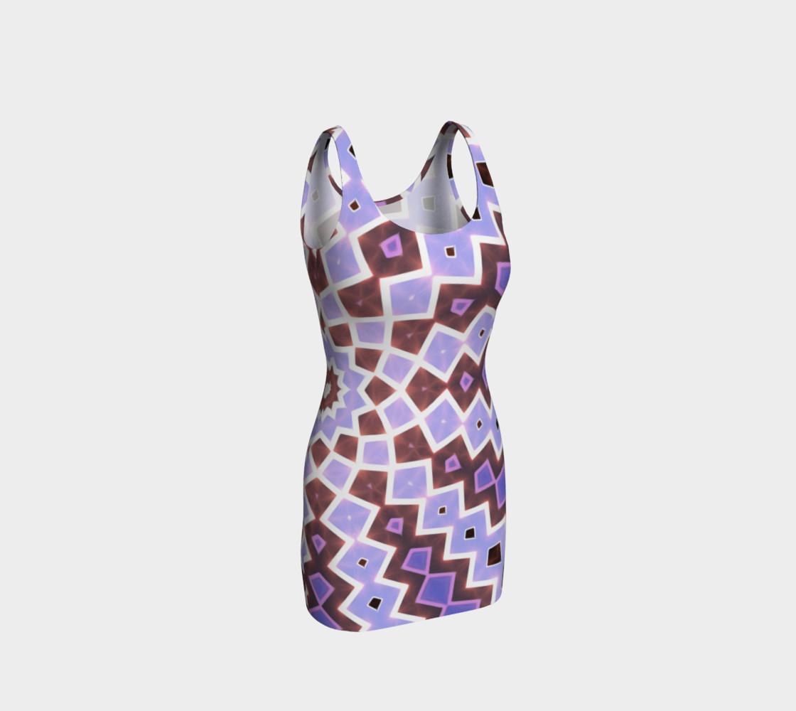 Purple Sunshine Dress preview #1