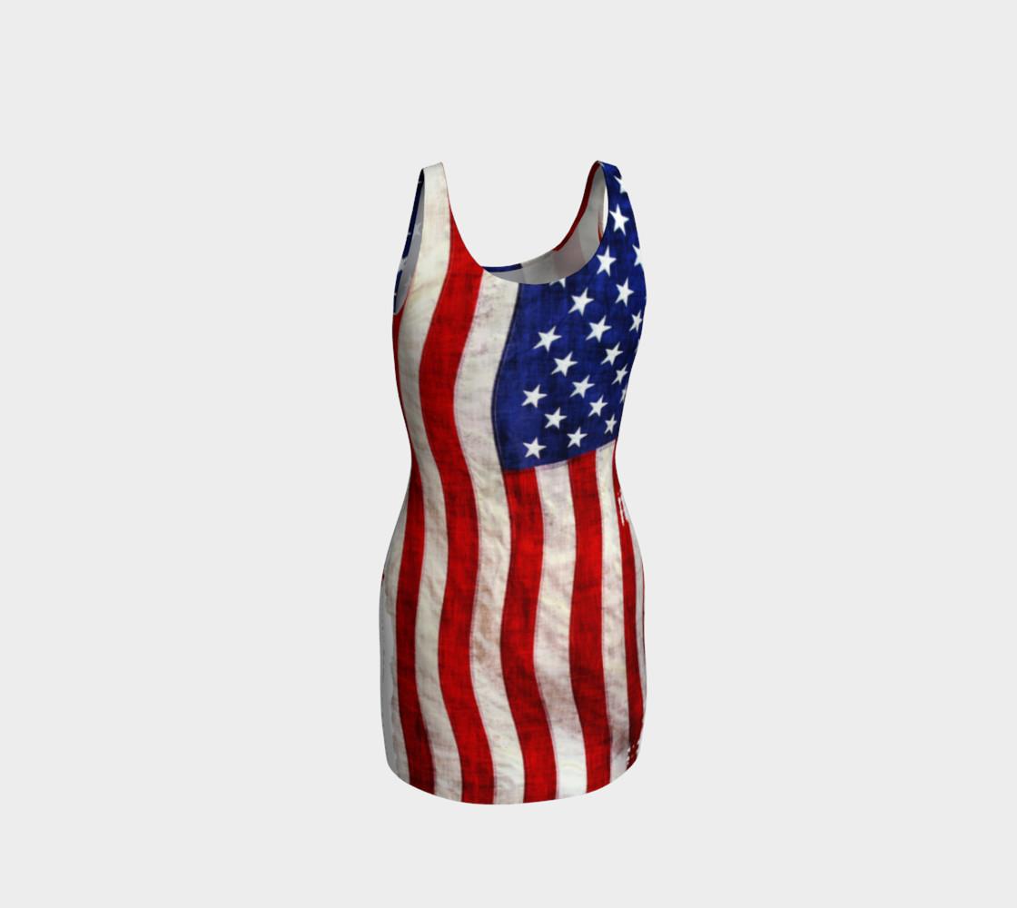 Aperçu de Patriotic US Flag #3