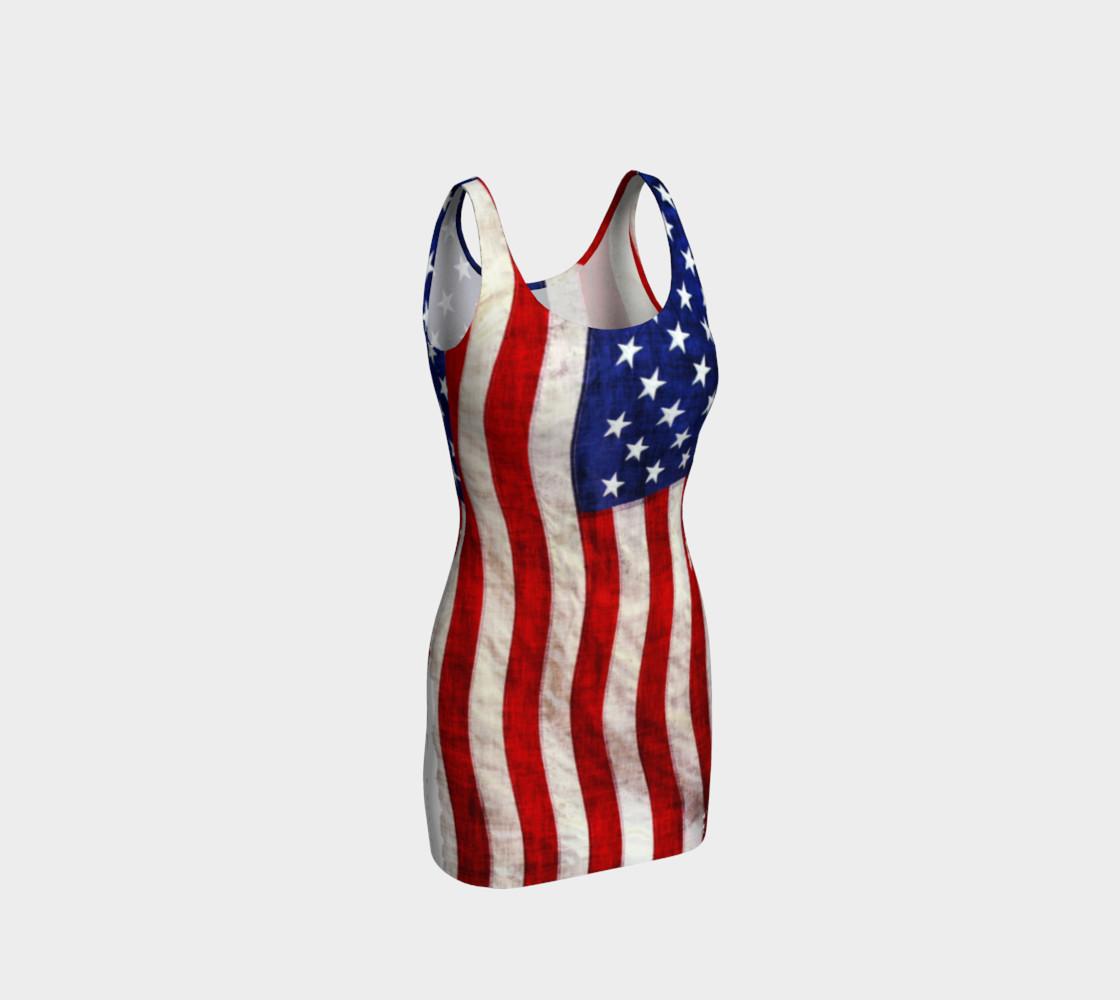 Aperçu de Patriotic US Flag #1
