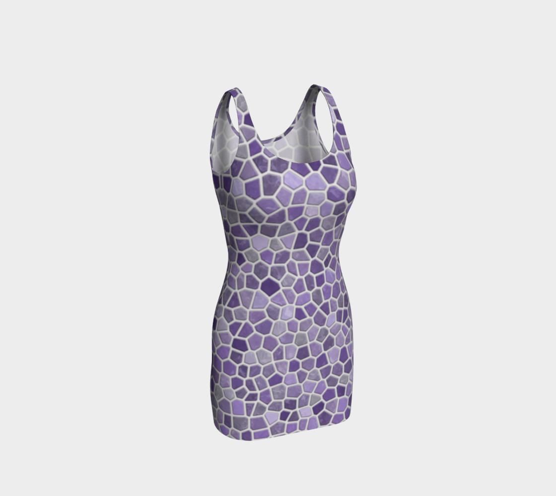 Lavender Faux Mosaic preview #1