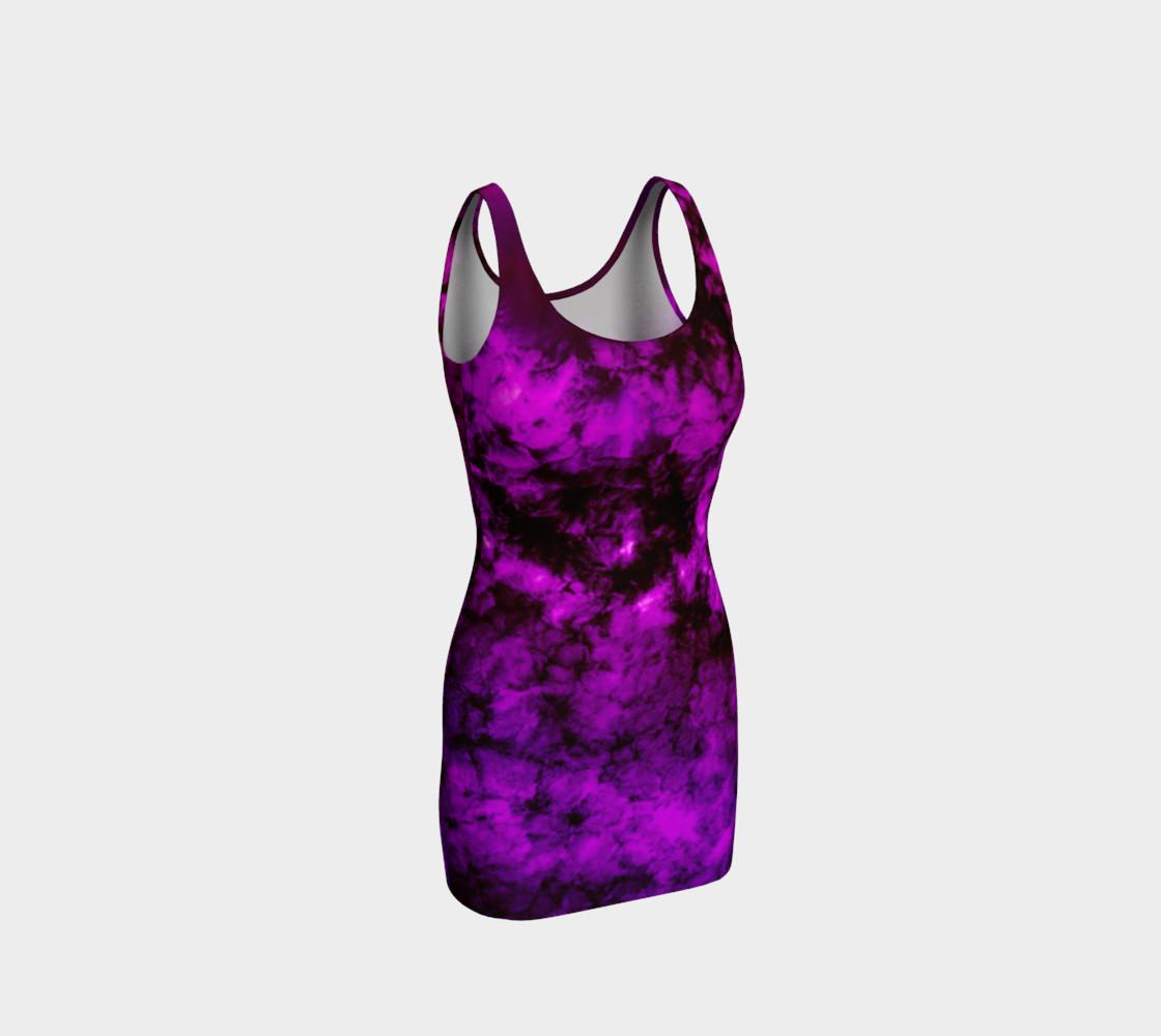Tie-Dye Sky in Purple preview #1