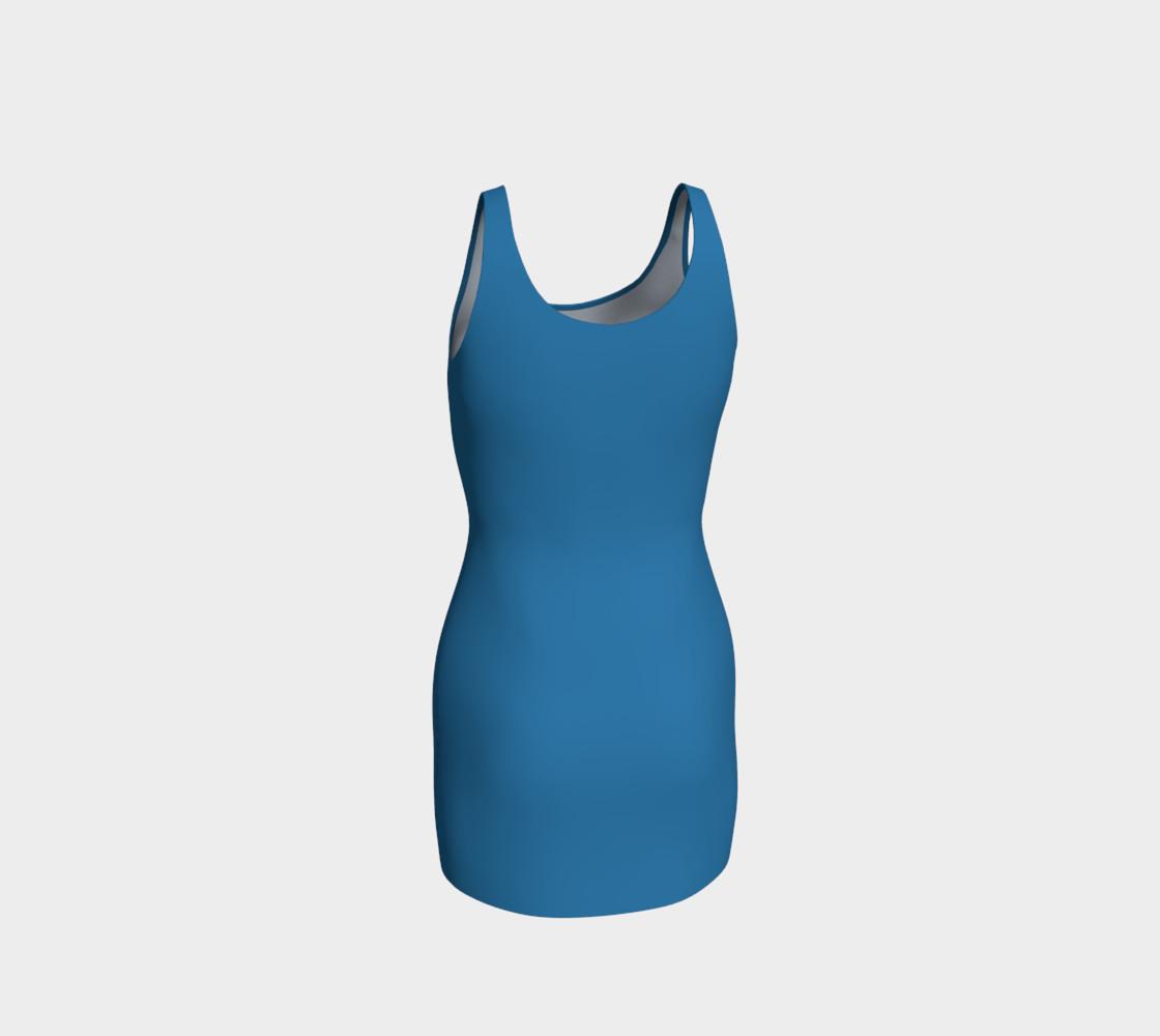 Aperçu de PATRIOT BLUE Bodycon Dress #3