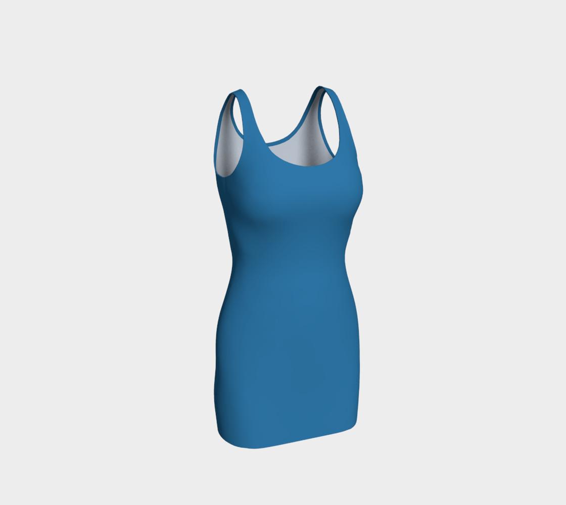 Aperçu de PATRIOT BLUE Bodycon Dress #1
