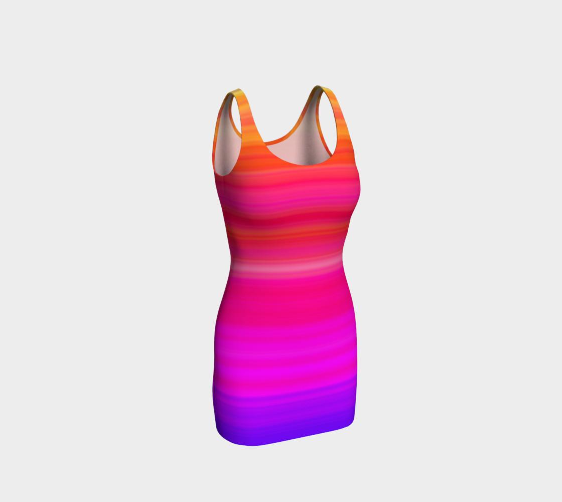 Aperçu de Raise Your Vibe Bodycon Dress #1