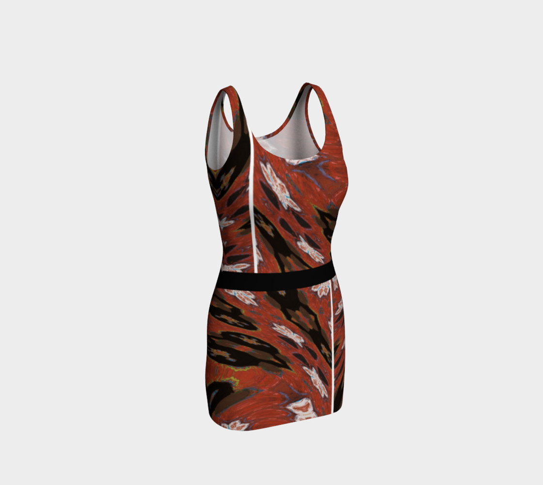 Simone Says Double Slim Action Dress with Virtual Belt preview #1