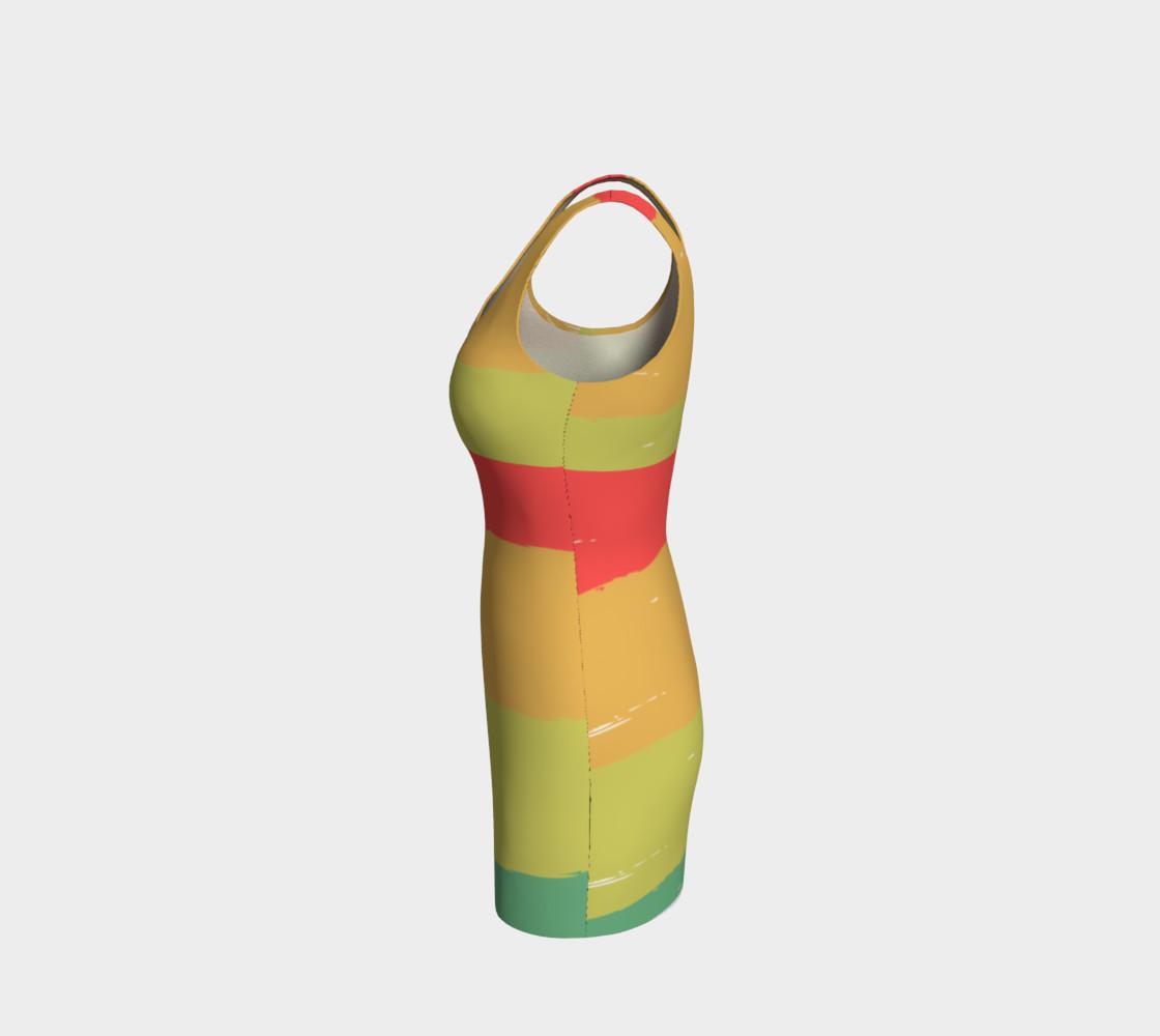 Sunshine Bodycon Dress preview #2