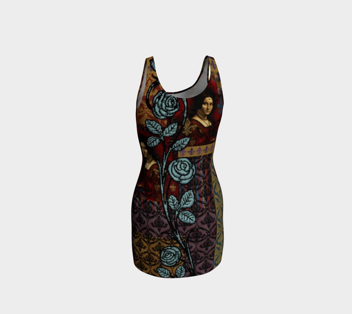 Aperçu de Roughly Royal da Vinci - Bodycon Dress #3