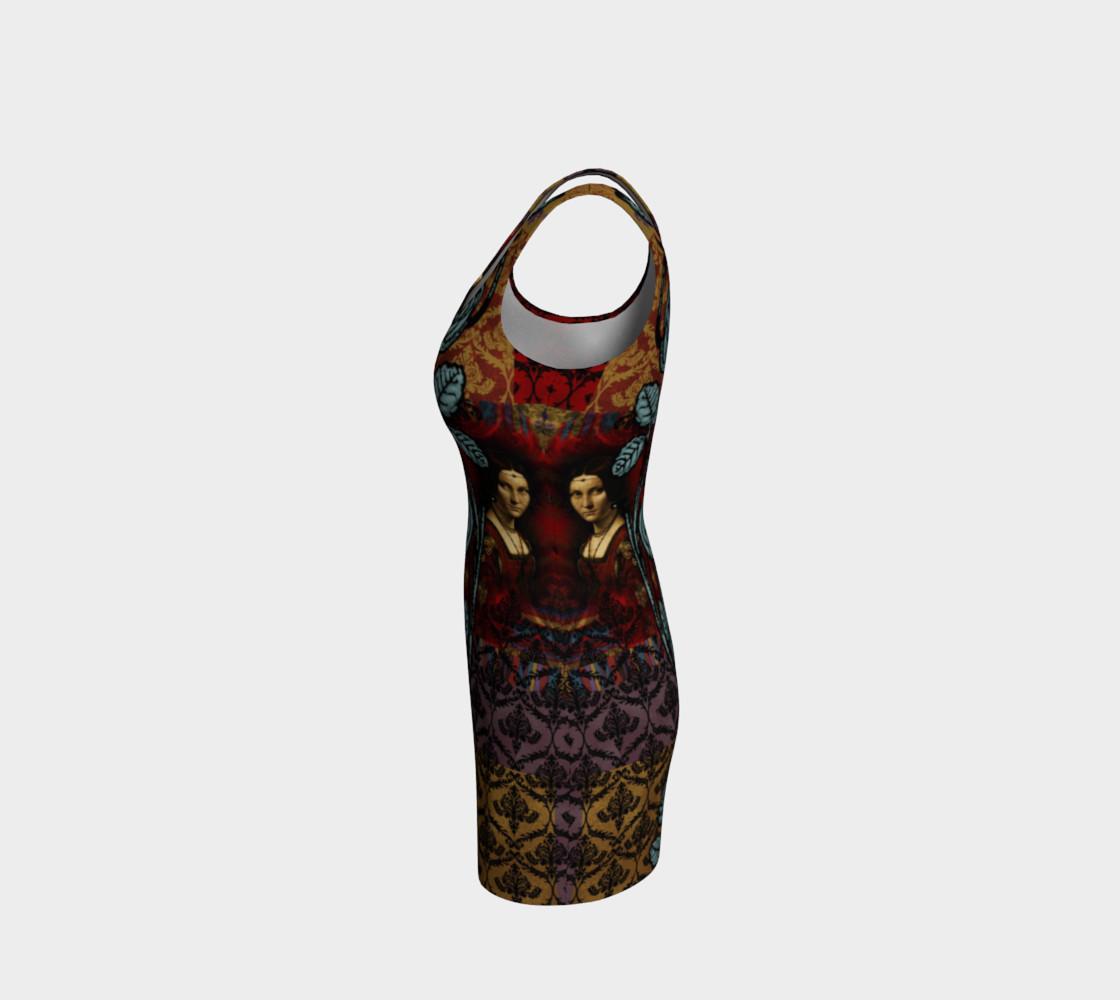 Aperçu de Roughly Royal da Vinci - Bodycon Dress #2