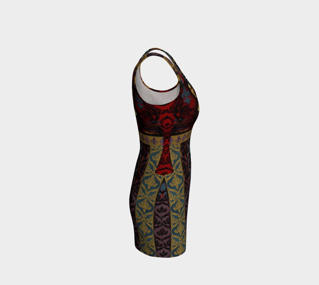 Aperçu de Roughly Royal da Vinci - Bodycon Dress #4