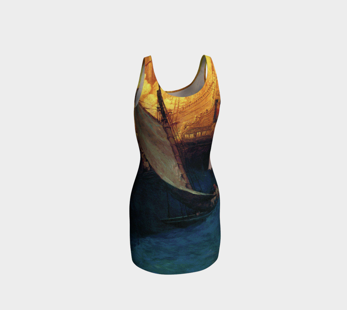 Aperçu de Pyle Ship - Bodycon Dress #3