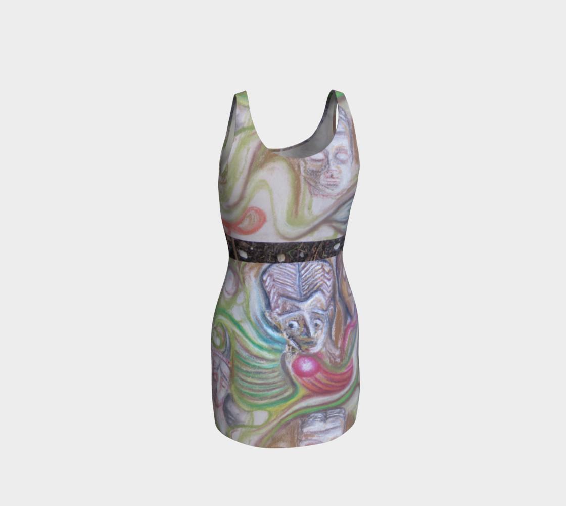 Aperçu de Goddess Mask Sivasana Dress #3