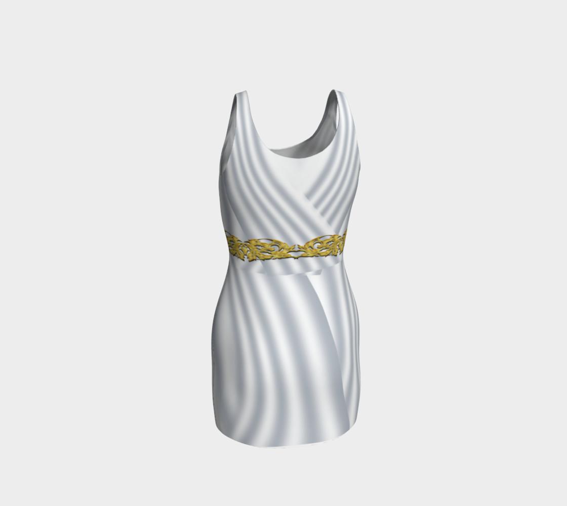 Greek Goddess Fantasy Dress by Tabz Jones  preview #3
