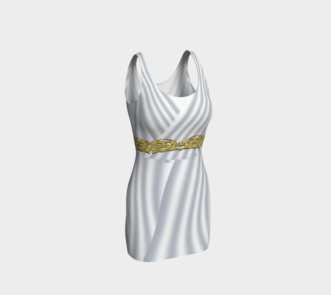 Greek Goddess Fantasy Dress by Tabz Jones  preview #1