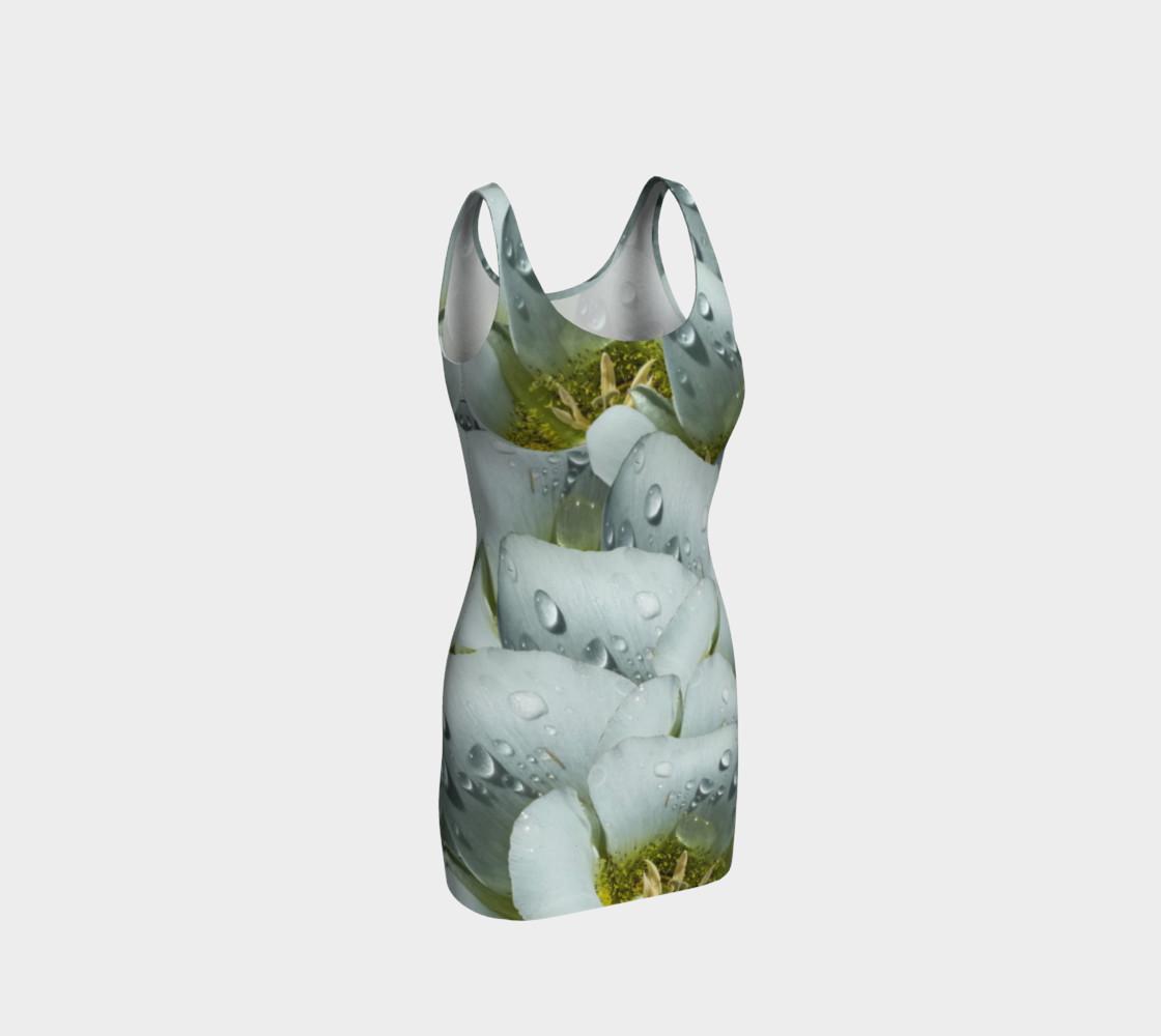 Mariposa Morning Dewdrop Bodycon Dress preview #1