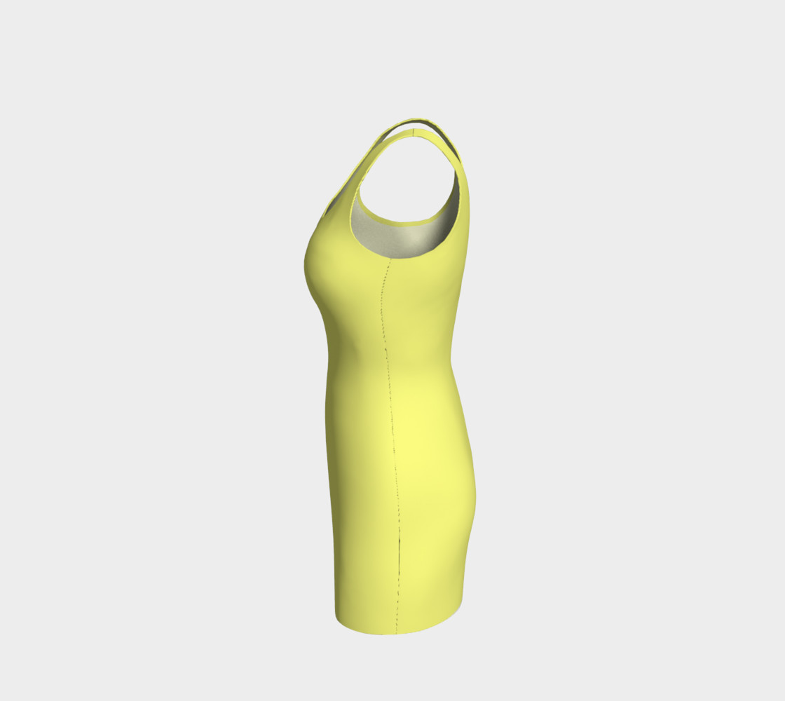 Aperçu de Canary Bodycon Dress #2