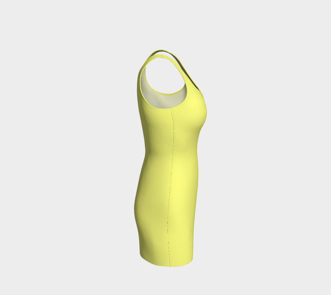 Aperçu de Canary Bodycon Dress #4