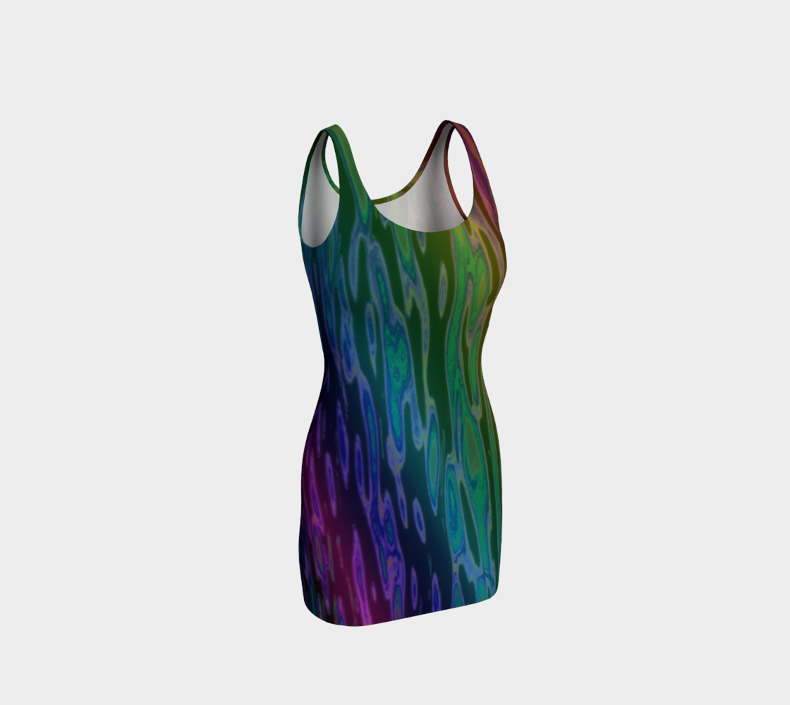 ColorWave Dress preview #1
