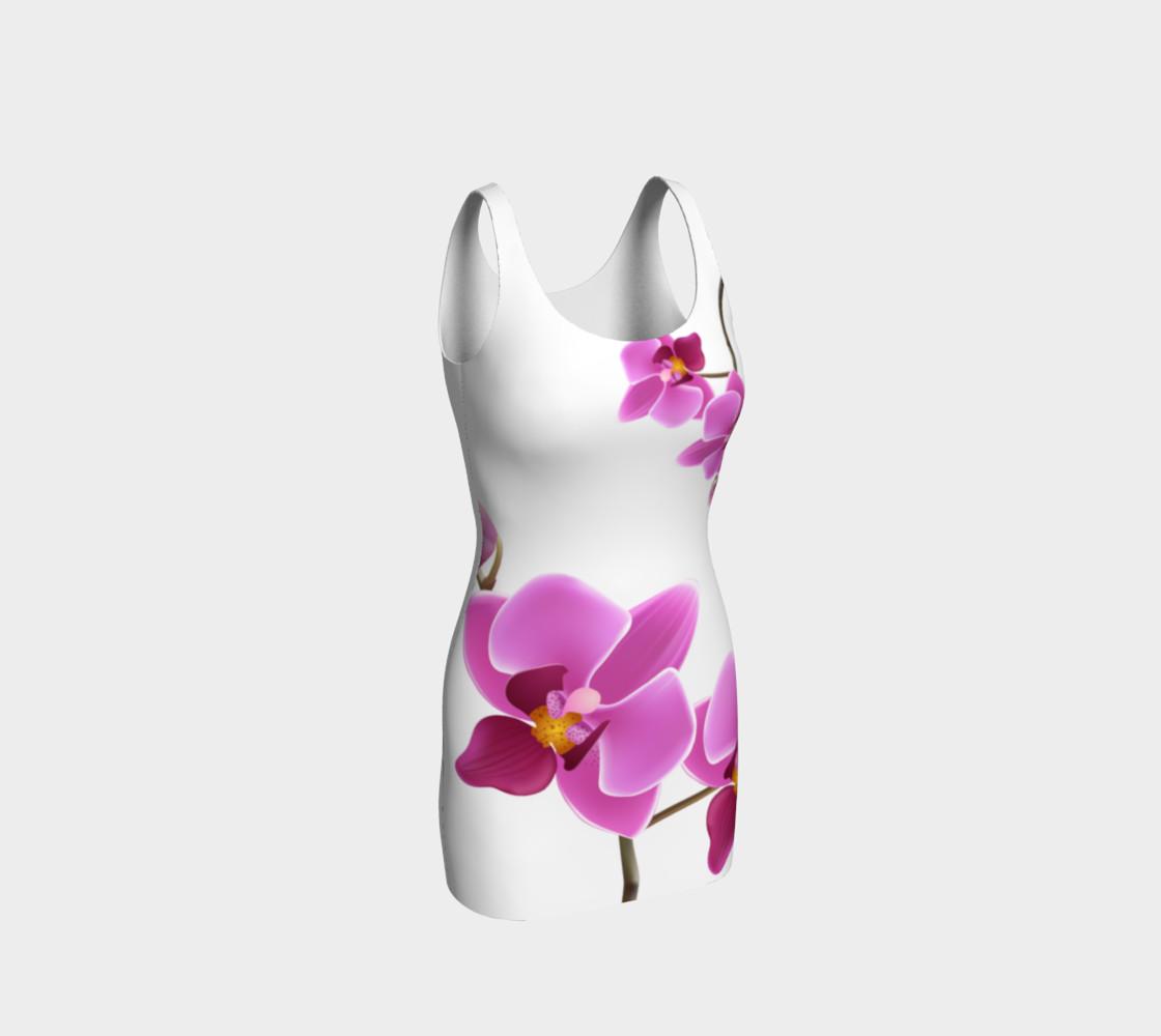 Aperçu de Fleur Orchidée #1