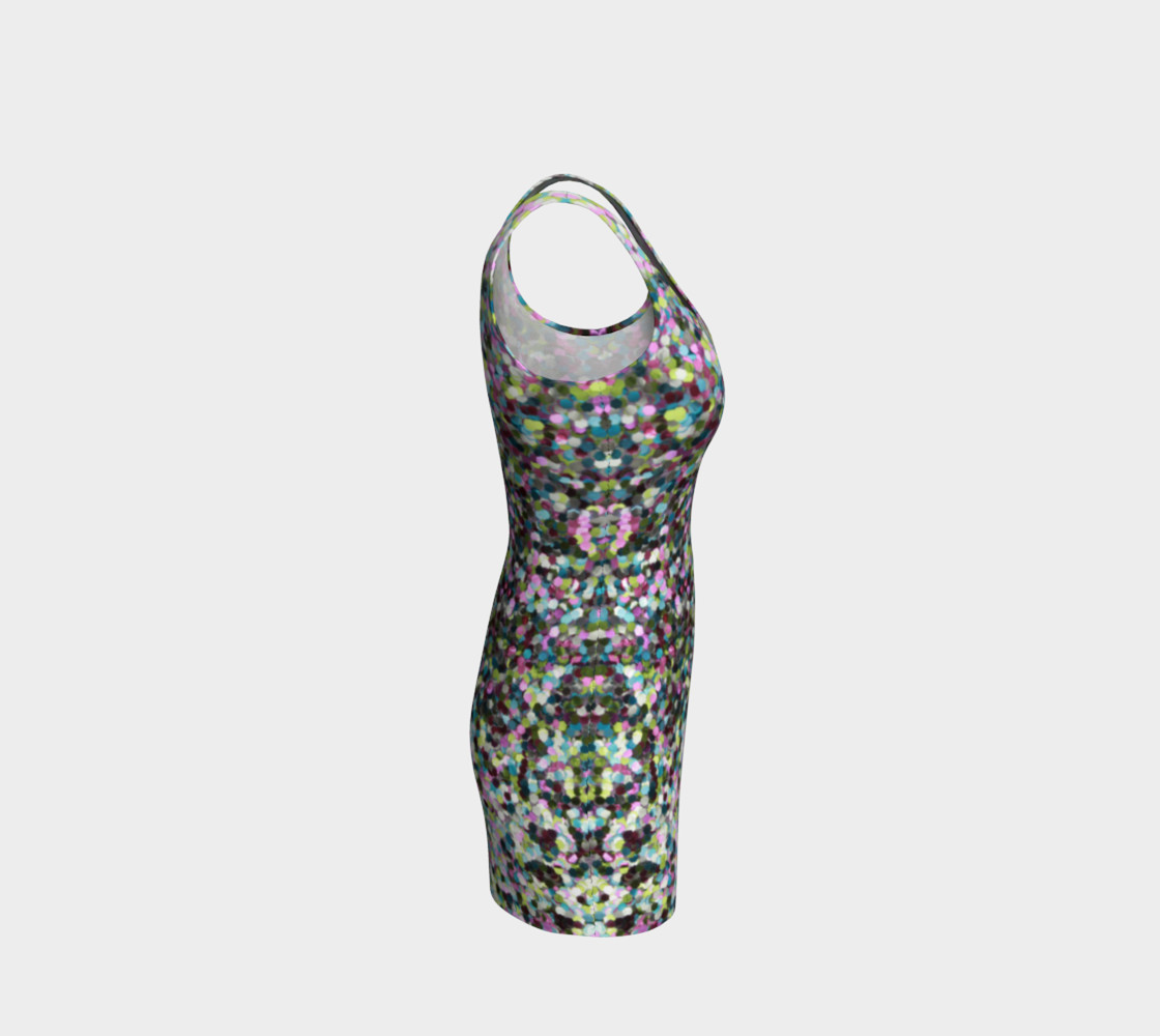 Bodycon Dress Glitters preview #4