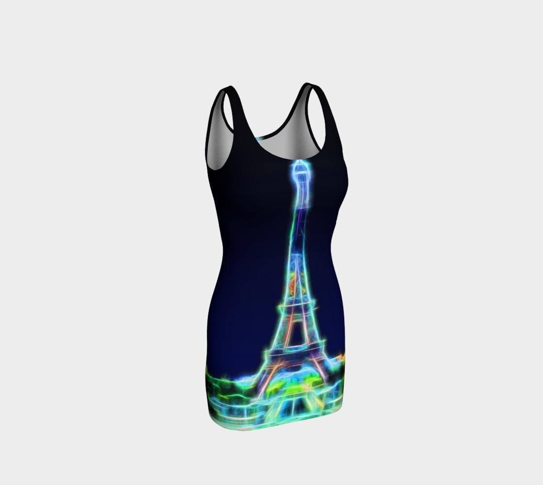 Aperçu de Glowing Eiffel Tower, Paris, France #1