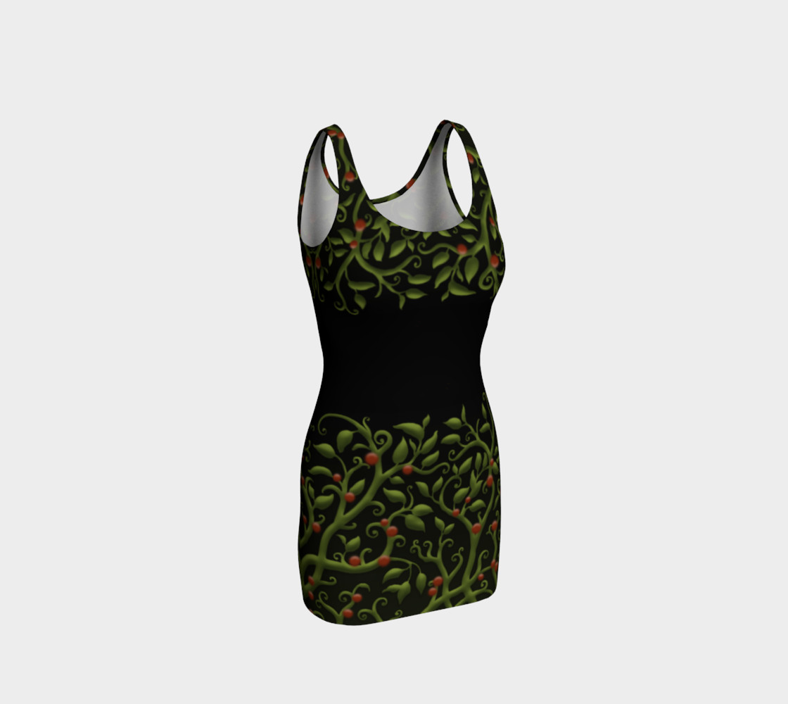 Fearie Berries Dress preview #1