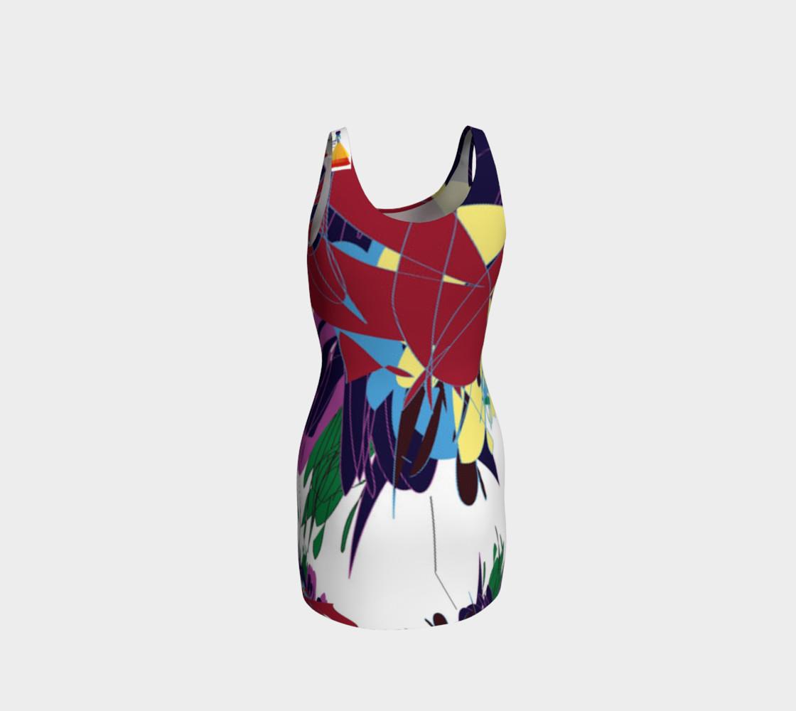EBO Bodycon Dress preview #3