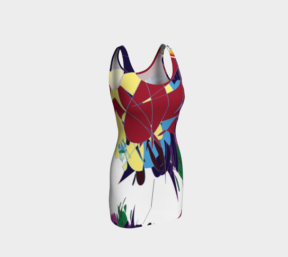 EBO Bodycon Dress preview #1