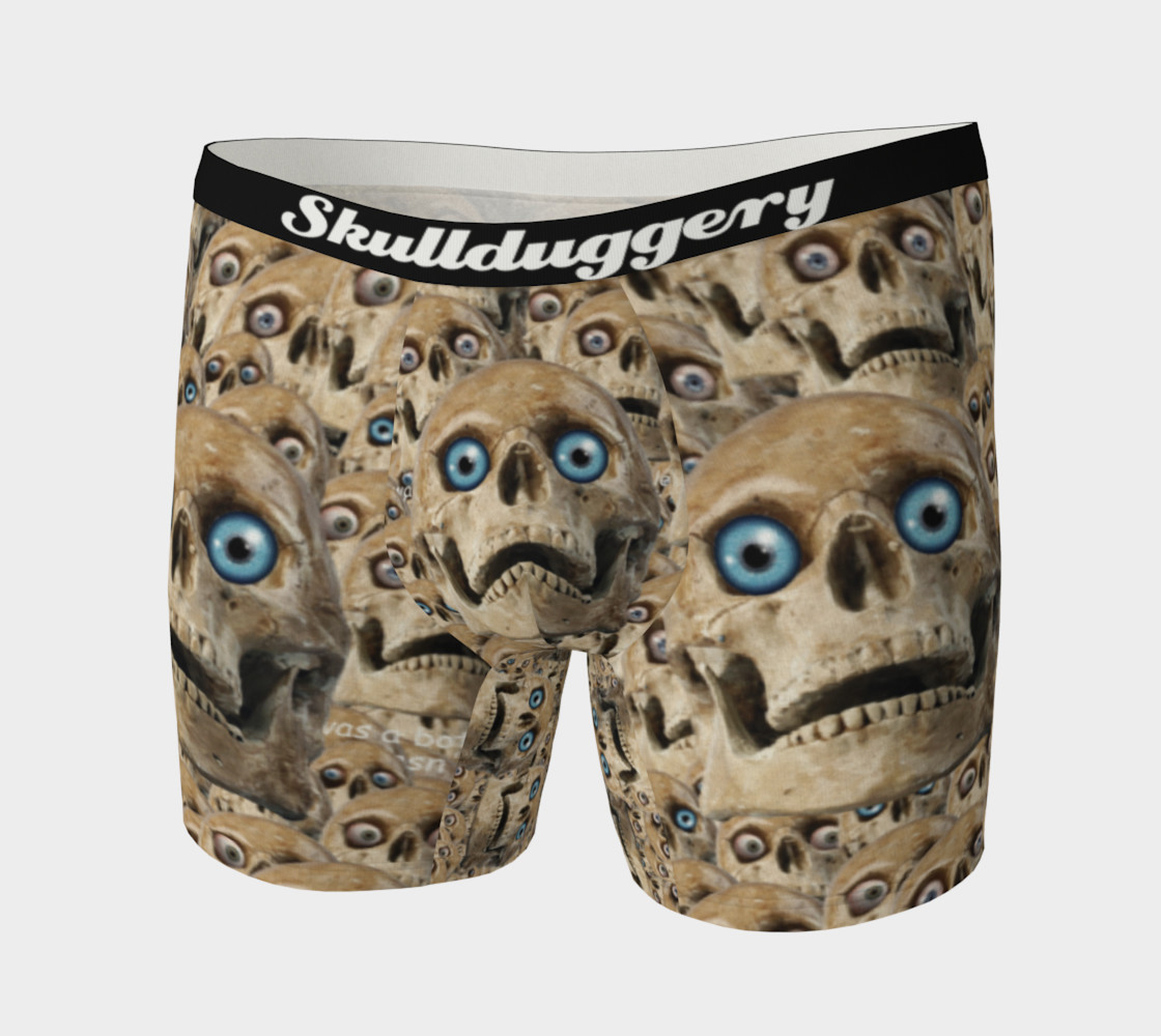 Skullduggery - Boxer Briefs preview #3