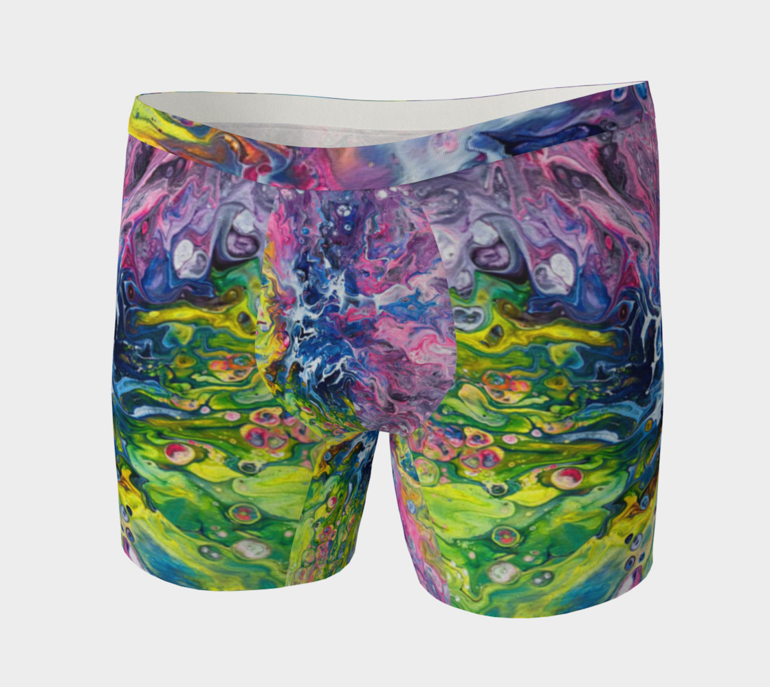 Aperçu de Rainbow Splash 2 boxers #3