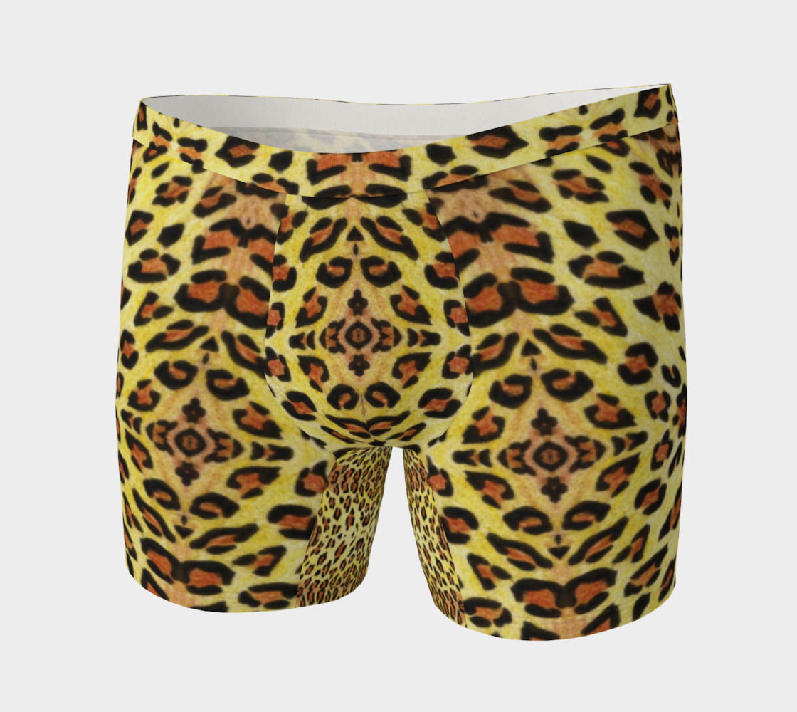 Leopard print Boxer Brief preview #3