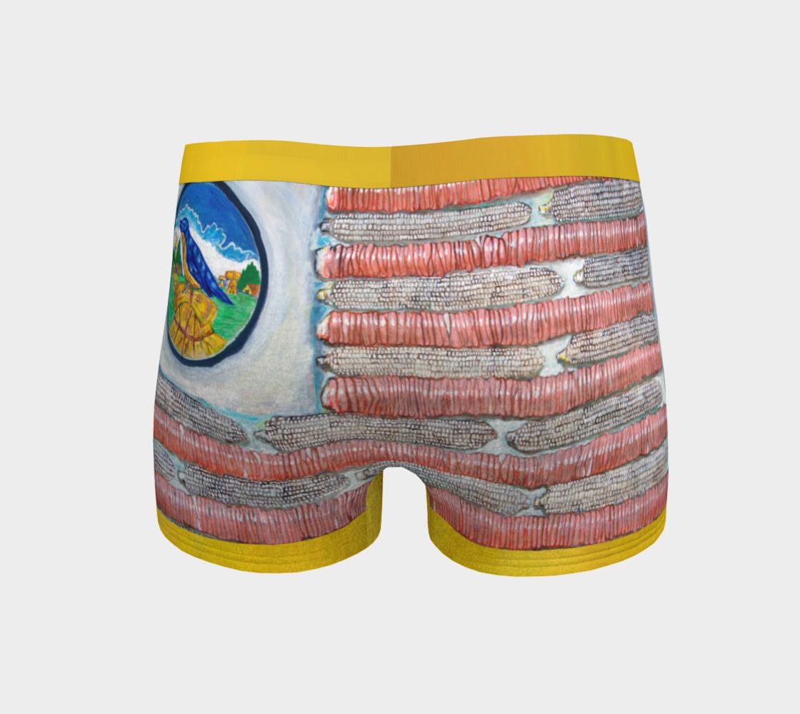 Aperçu de I Pledge Allegiance to the Achii Boy Shorts #4